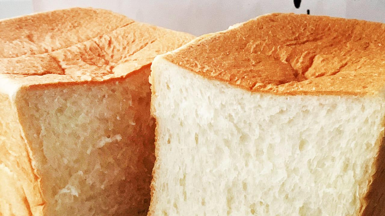 銀座に志かわ_食パン