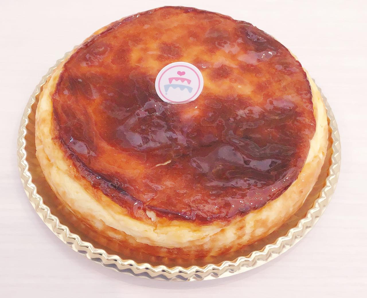 オリジナルヘルシーケーキ